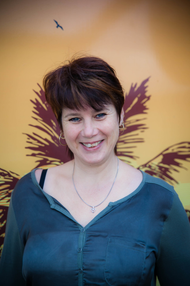 Gastouder Jolanda Mulder