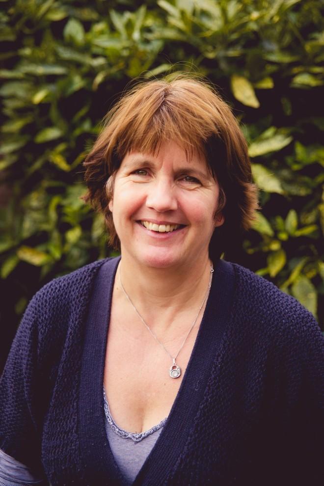 Gastouder Sandra Koenis