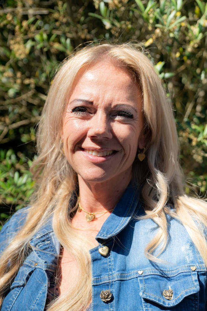 Gastouder Nicole Frank