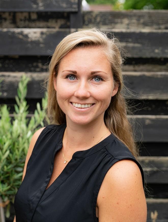 Gastouder Cynthia Gringhuis