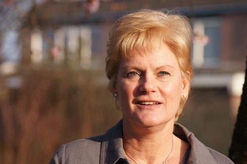 Gastouder Mieke Verwey
